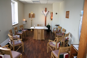 The Chapel of Christ the Healer, Cork University Hospital