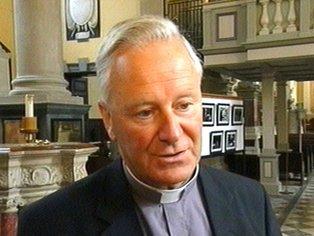 The Reverend Trevor Lester - new Rural Dean of West Cork