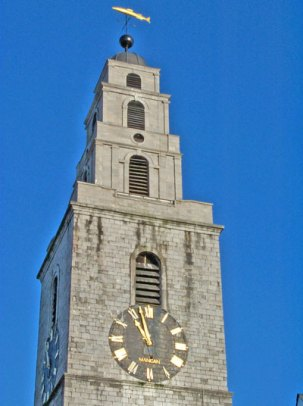 Church of St Anne, Shandon, Cork