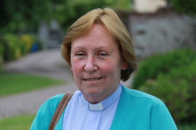 The Reverend Susan Watterson