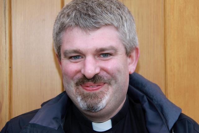 The Reverend John Ardis