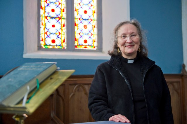 The Reverend Stella Jones, new Rural Dean of Mid West Cork.