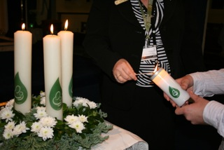 Annual Service of Remembrance at Cork University Maternity