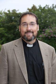 The Reverend Steve McCann