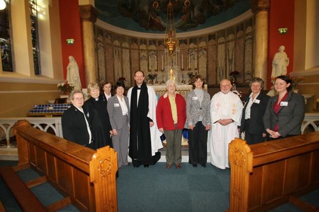 Chaplaincy Team at Bon Secours Hospital, Cork