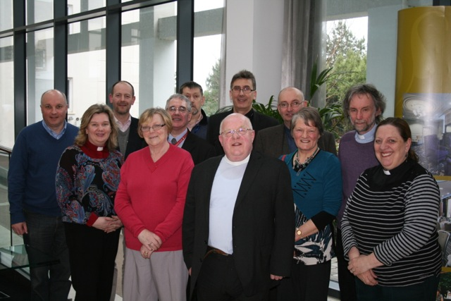 Clergy of the Cork City Rural Deanery of the Church of Ireland entertained Archdeacon Robin Bantry White and Mrs Faith Bantry White to lunch earlier this week to say 'thank you and farewell'.