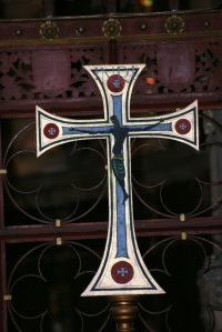 Processional cross SFB