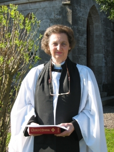 The Reverend Avril Kingston  (1934 - 2014)
