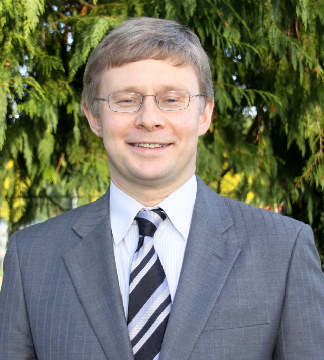 Ian Coombes, who returns to Bandon Grammar School as Principal