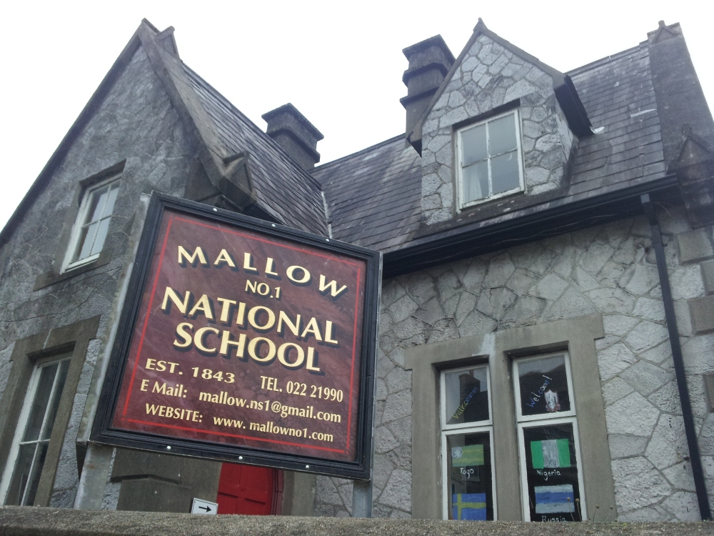 Mallow's Oldest Primary School (the Church of Ireland school) Will Close This Week