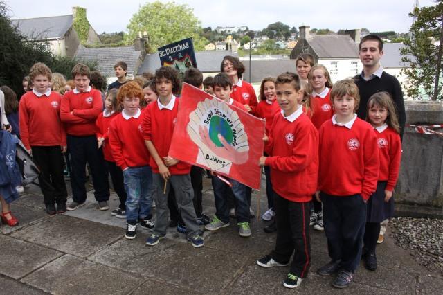 St James' National School, Durrus, County Cork.