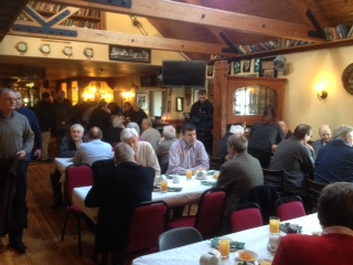 Douglas Union with Frankfield - Men's Breakfast