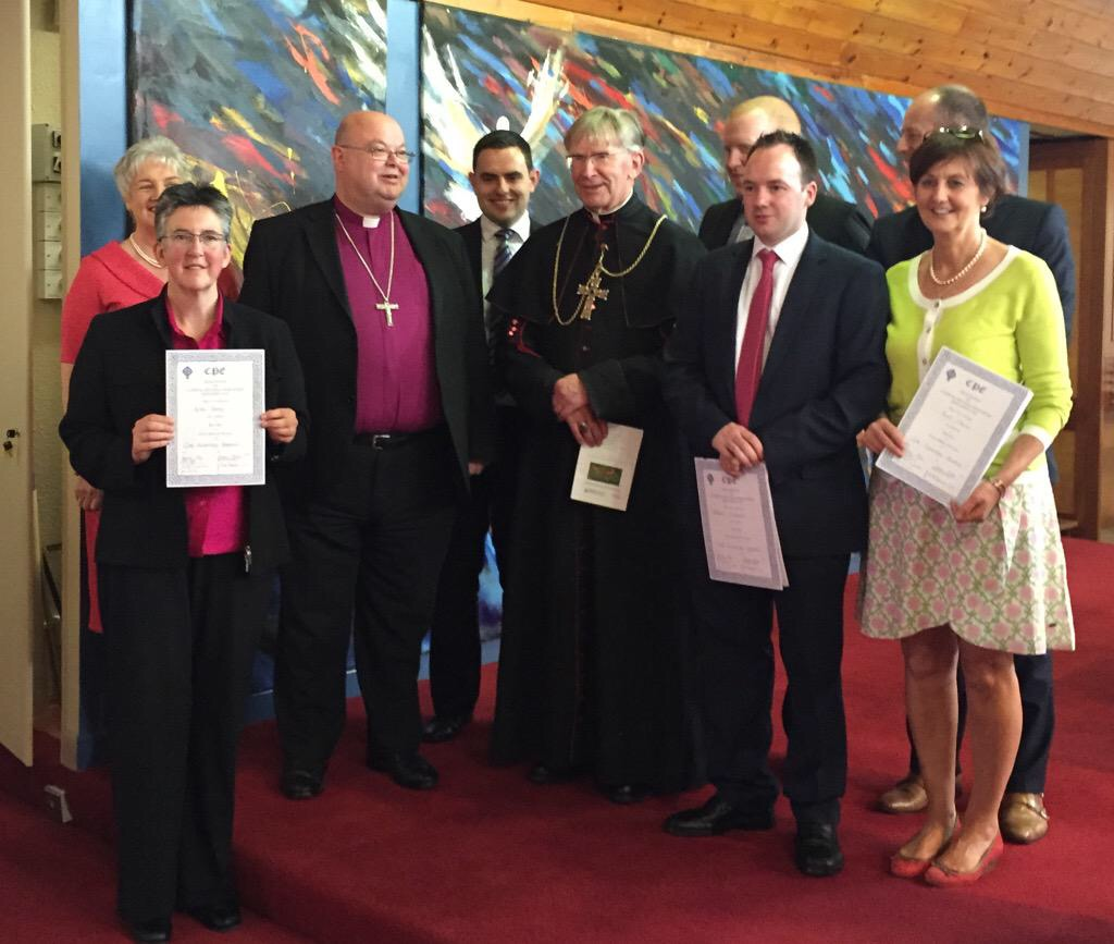 Graduations in Clinical Pastoral Education at Cork
