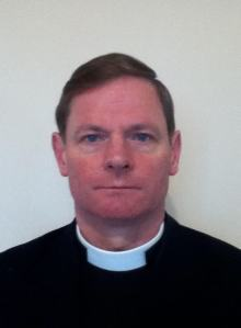 The Reverend Peter Rutherford