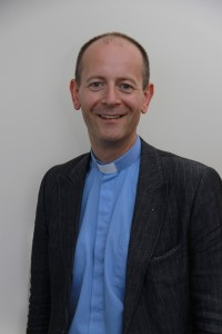 The Reverend Canon Dr Daniel Nuzum