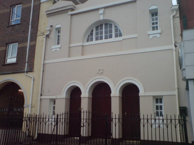 Cork Synagogue, South Terrace, Cork