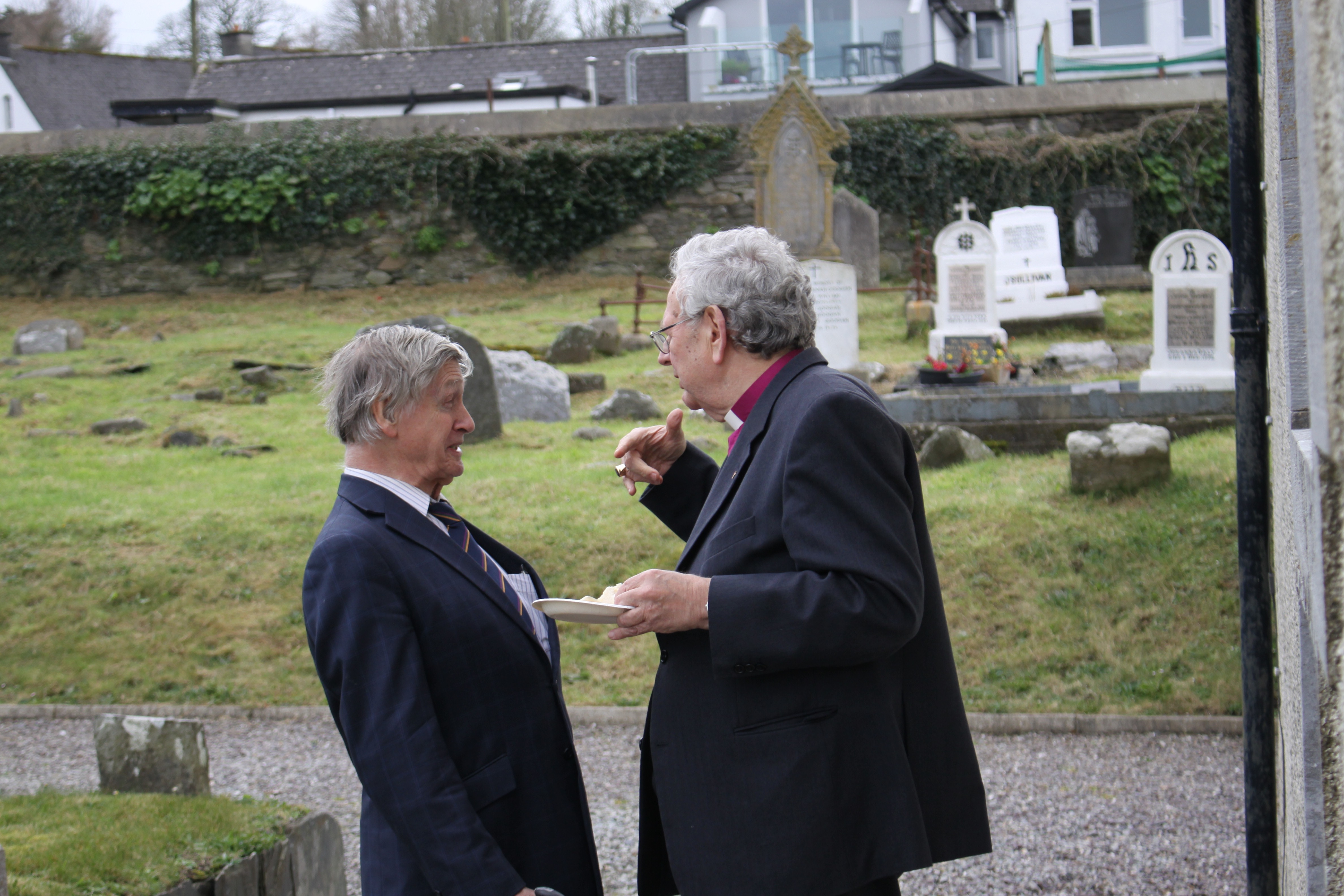 Cork Cloyne And Ross Chrism Eucharist And Renewal Of