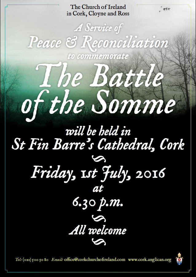 Service for Battle of the Somme (1)