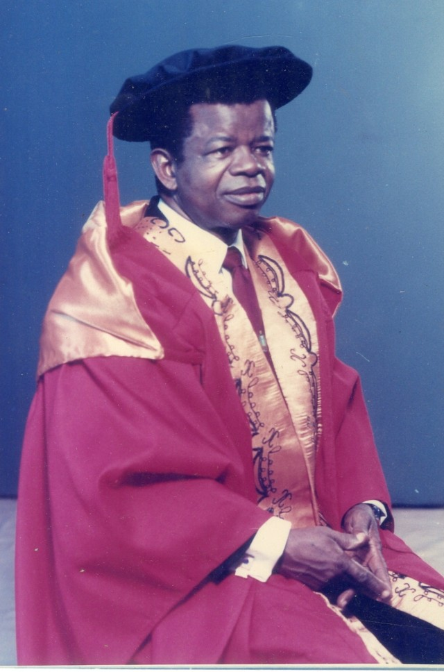 The Late Dr Sir Eliezer Ezeka Okafor