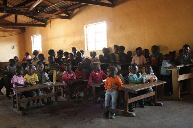 St James' Parish pre-school group