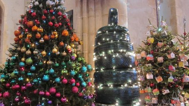 Cork's First Christmas Tree Festival