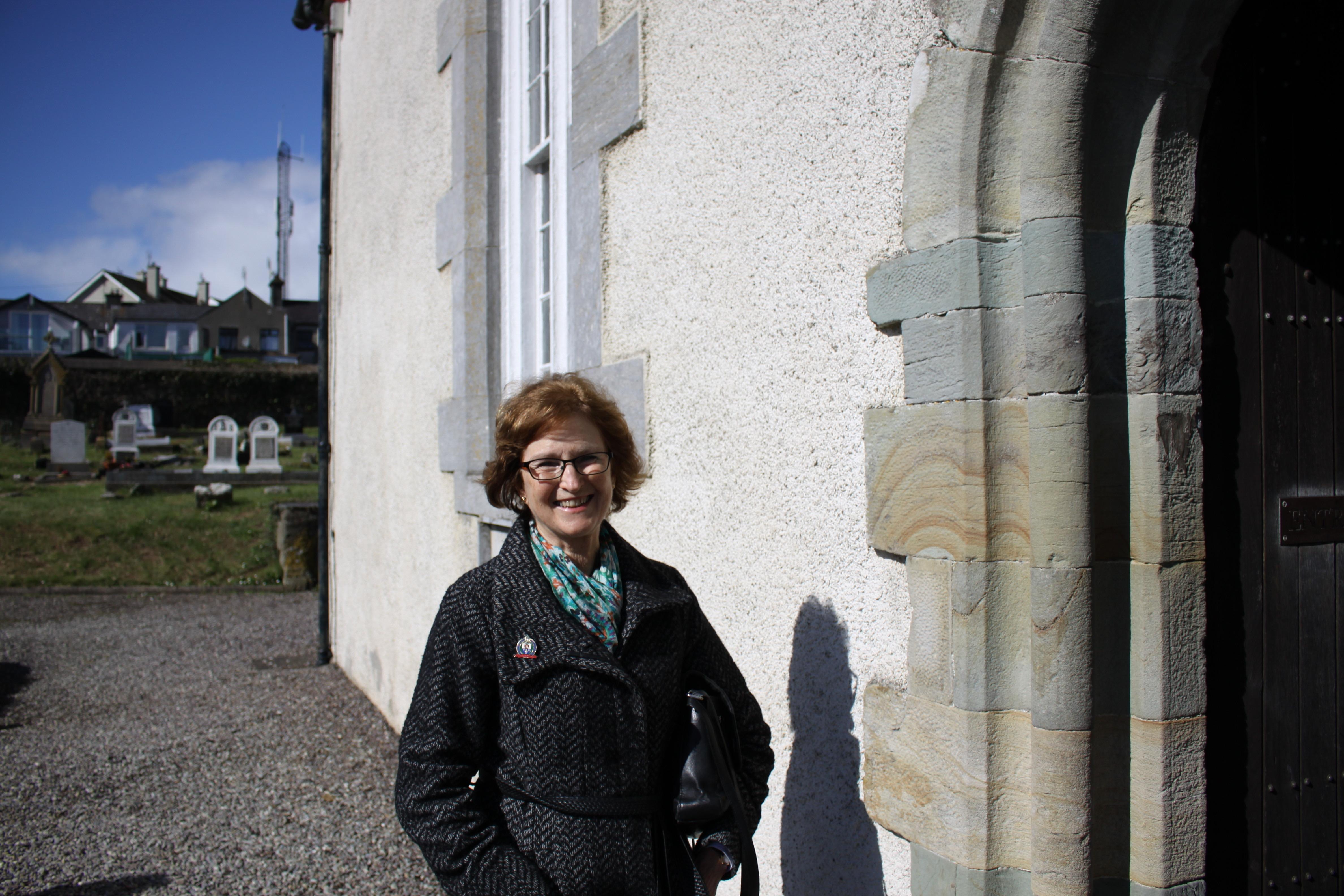Former Primus Of Scottish Episcopal Church Preaches At