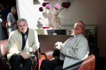 The Rev. Paul Arbuthnot and the Rev. Ted Ardis