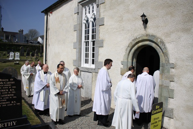 Chrism Eucharist In Cork Cloyne And Ross On Maundy